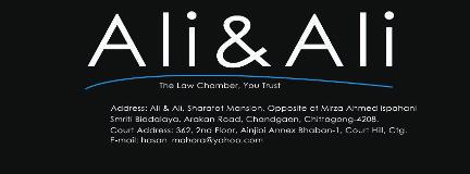 Ali & Ali - The Law Chamber Chittagong Sadar