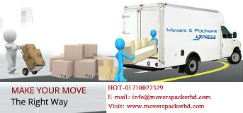 MOVERS AND PACKERS Gulshan